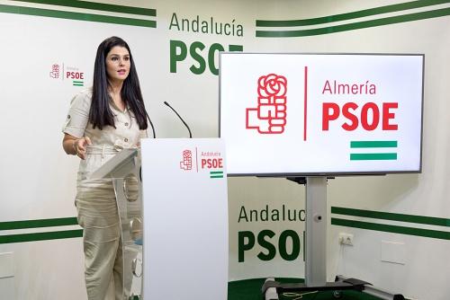 El PSOE critica se mantenga a 115 menores de La Chanca sin comedor