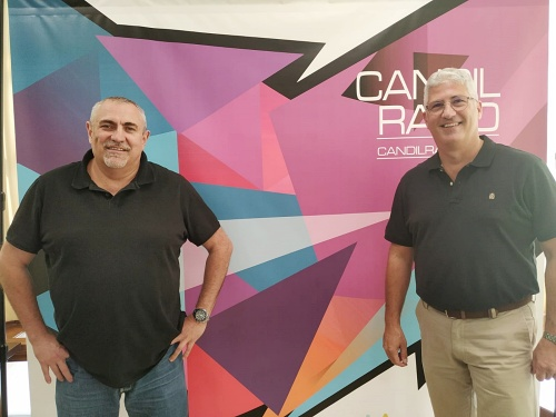 Premiada como la mejor de España la emisora municipal de Huércal, Candil Radio