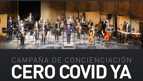 La OCAL pone en marcha la campaña 'Cero Covid ya, ¡Por lo que más quieras!'