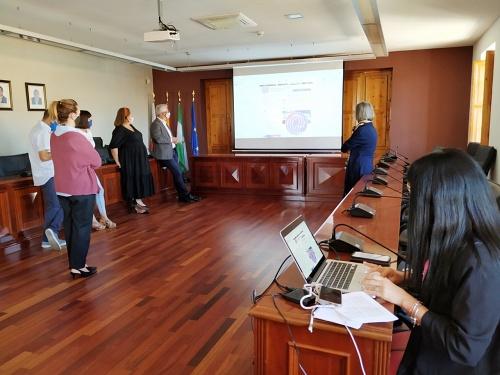 Ayuntamiento de Huércal de Almería lanza un portal contra la violencia machista