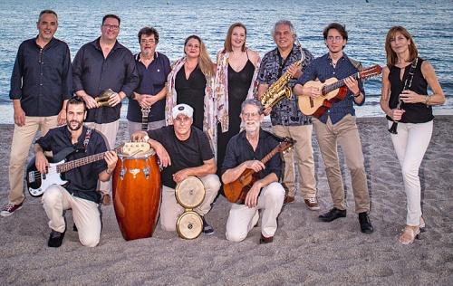 Los almerienses Nuevos Aires y los canarios Troveros de Asieta, en 'La Noche de la Música Latina'
