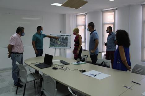 Fomento saca a licitación la mejora de calidad ambiental del centro de Pulpí