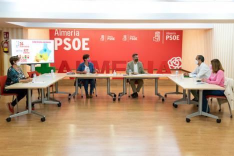 El PSOE reclama a Moreno Bonilla más enfermeros escolares con presencia