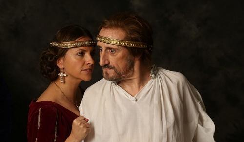 José Luis Gil se convertirá en 'Eduardo II, Ojos de Niebla' este viernes