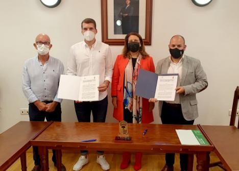La Junta destina 1,7 millones a la nueva EDAR y a la agrupación de vertidos de Fondón