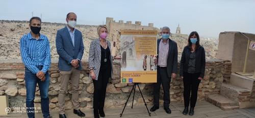 41 actividades de la Junta en las Jornadas Europeas del Patrimonio en Almería