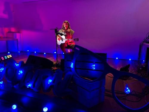 Carmen Boza protagonizó un nuevo 'Secret Show' de Cooltural Fest