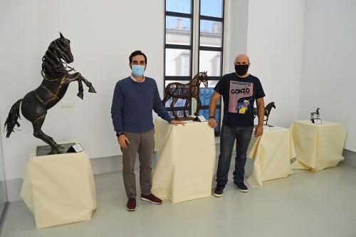 'El Alma del Metal', de José Jesus García Sola, en el Centro de Interpretación Patrimonial