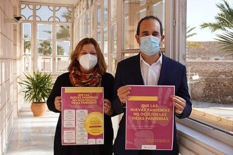 Carboneras conmemora el 25-N con actividades durante el mes