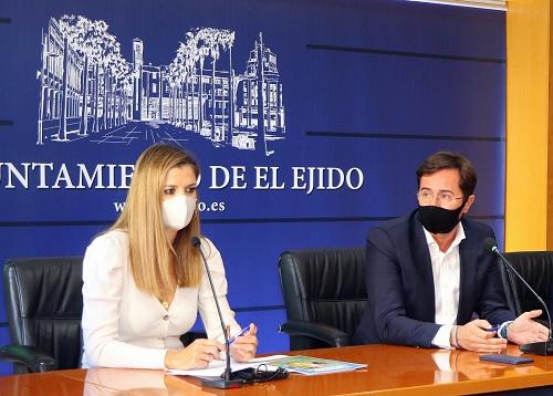 El Ayuntamiento de El Ejido solicita la 3ª fase de ampliación en el IES Luz de Mar