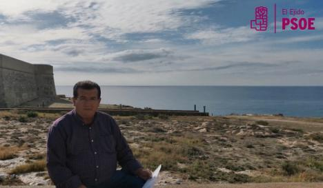 El PSOE de El Ejido lanza una acción en redes sociales con motivo del 25N