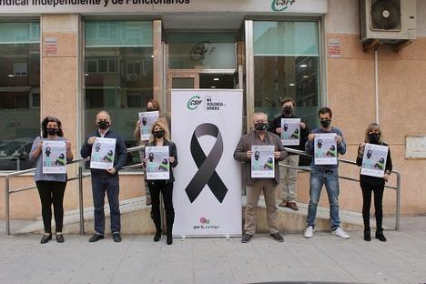 CSIF abre el Buzón UVE25 para víctimas de violencia de género en el marco de la pandemia