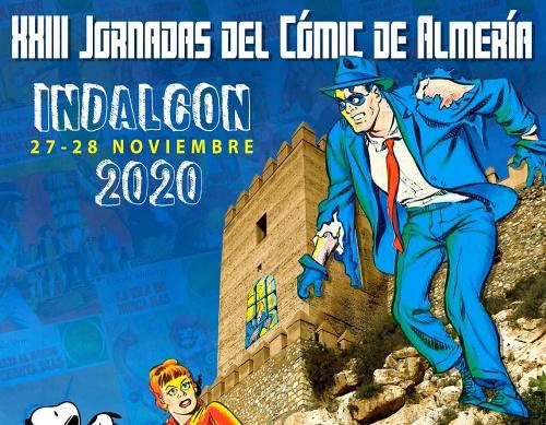Las Jornadas del Cómic de Almería serán el 27 y 28 de noviembre en la Biblioteca Central