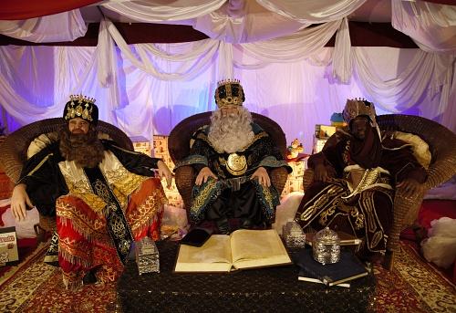 El Ayuntamiento de El Ejido pone en marcha videollamadas a los Reyes Magos