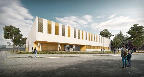 La Junta adjudica la construcción del Conservatorio de Danza Kina Jiménez