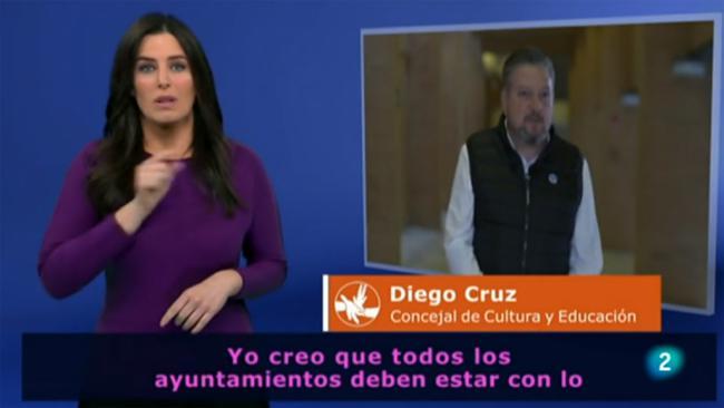 Almería, referente en inclusión en el programa 'En Lengua de Signos' de TVE