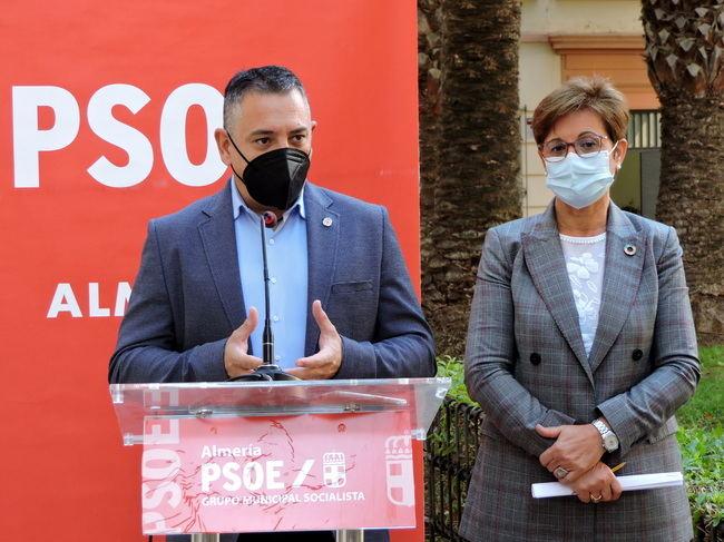 El PSOE dice que el Ayuntamiento no podrá cumplir con su parte de las obras del AVE