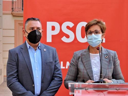El PSOE denuncia que la falta de presupuesto municipal impide implementar lasmedidas anticrisis