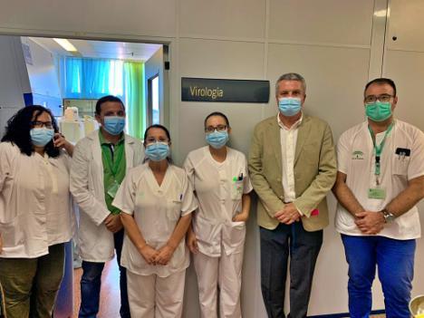 El Hospital La Inmaculada contará con radiodiagnóstico propio