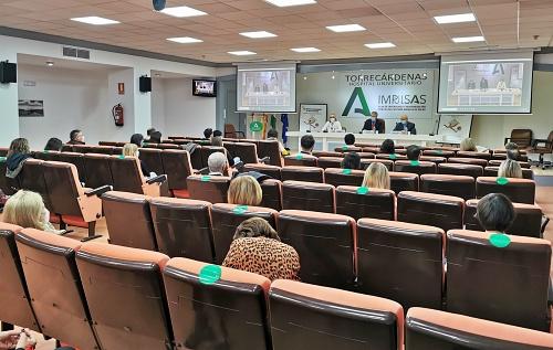 Torrecárdenas recibe el 'Indalo de Oro' en las XIX Jornadas de Salud Mental
