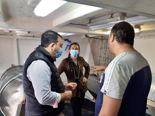 300.000 euros en ayudas por la paralización temporal de la pesca de palangre