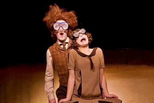 'Globe Story' este domingo en el Teatro Apolo