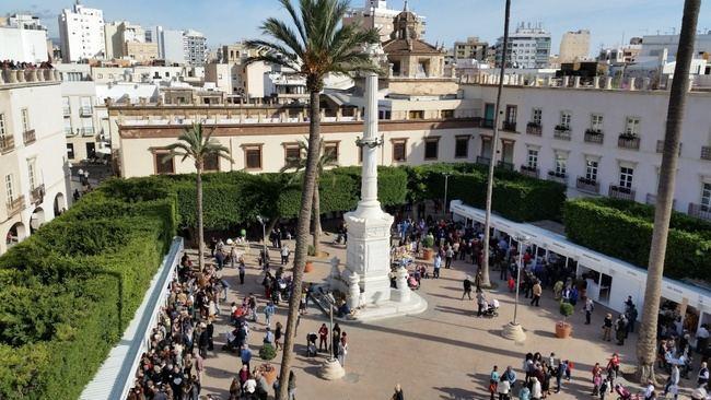 El Monumento a los Mártires de la Libertad tiene doble protección BIC