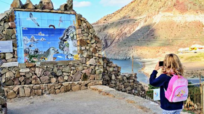 El Área de Promoción despedirá el verano con una visita a Cabo de Gata