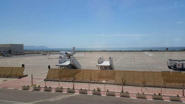 Aprobada la subvención para los vuelos entre Almería y Melilla