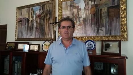 """Antonio Torres: """"La Junta aún debe su parte del Teatro de Berja"""""""