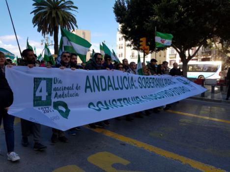 Andalucía en Marcha de acuerdo en cambiar la festividad del 28 de febrero