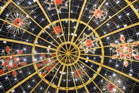 Espectáculo de luz y sonido, tobogán gigante y pista de hielo serán lo más espectacular de la Navidad