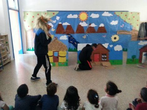 Semana cultural en el CEIP Venta del Viso de La Mojonera