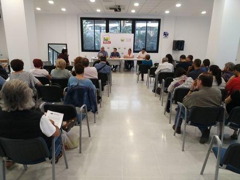 IU Almería aprueba la gestión de sus concejales y se prepara para la confluencia
