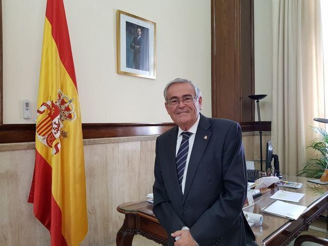 """García Lorca: """"Lo que más daño moral me ha hecho es ver el tráfico humano"""""""