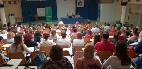 428 docentes coordinan el Plan Estratégico de Igualdad en Almería