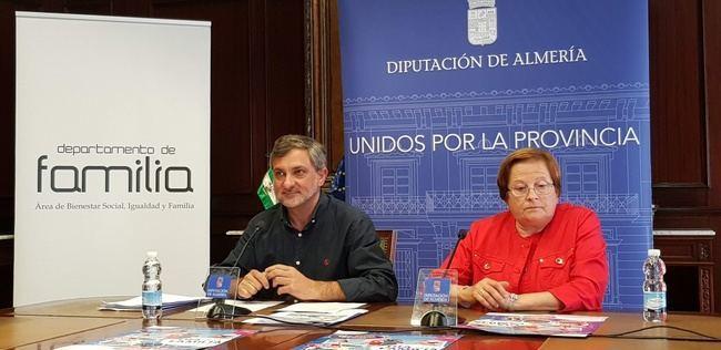 Diputación celebra en Rioja el 'Día de la Familia' con un amplio programa de actividades