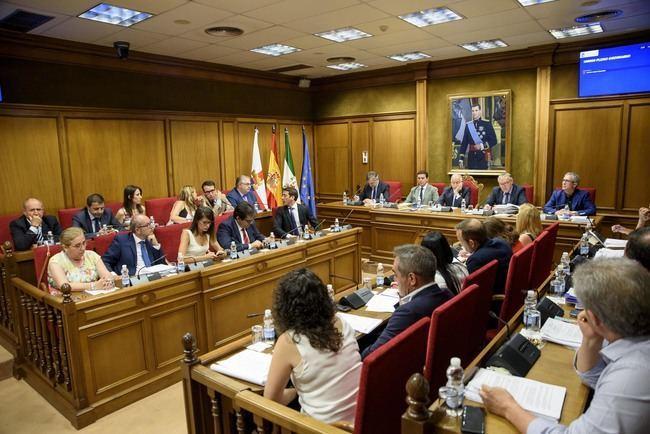 El Pleno de la Diputación aprueba el Plan Savia para mejorar la calidad ambiental de los 103 municipios