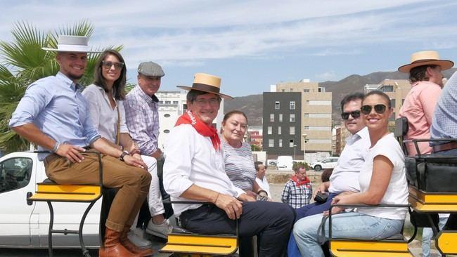 El Encuentro de Caballistas cierra las actividades dedicadas al caballo de la Feria 2018