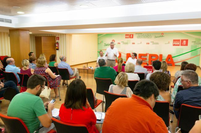El PSOE pone en valor los Planes de Empleo de la Junta