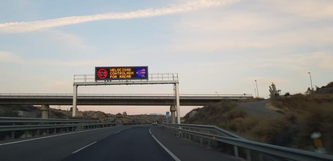 65.000 desplazamientos en Almería por el 'puente del Pilar'