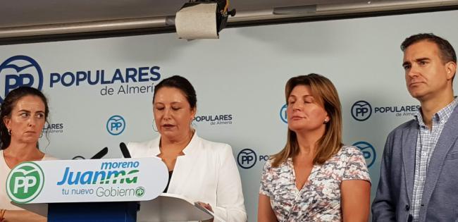Crespo acusa a Díaz de haber hecho perder tres años a Andalucía