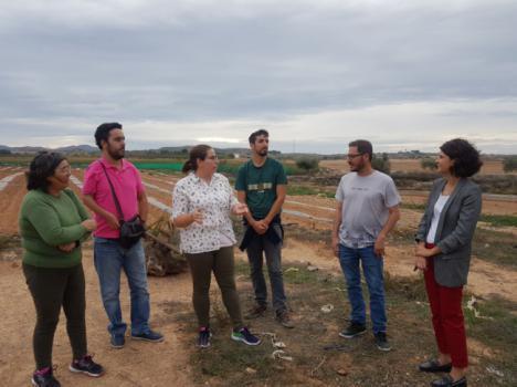 Adelante Andalucía en Almería rechaza las macrogranjas porcinas