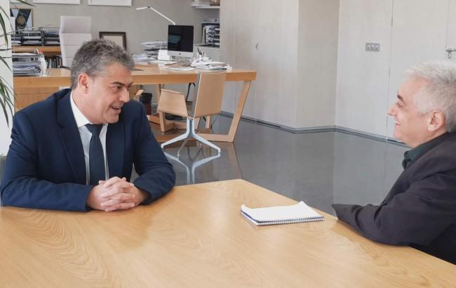 Carmelo Rodríguez: En menos de un año la UAL tendrá sede en el centro de la capital