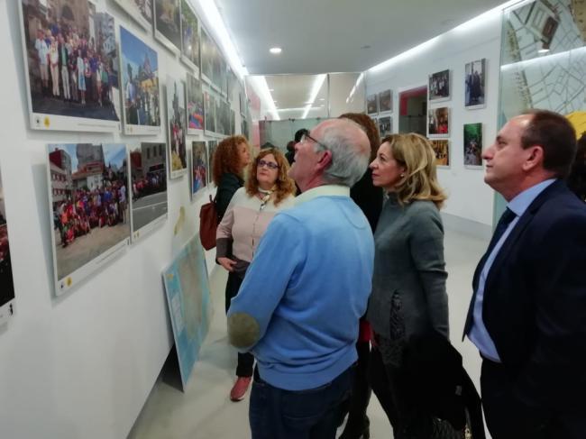 """CORREOS colabora en Almería con la exposición fotográfica 'Camino Blanco - Camino Antártico"""""""
