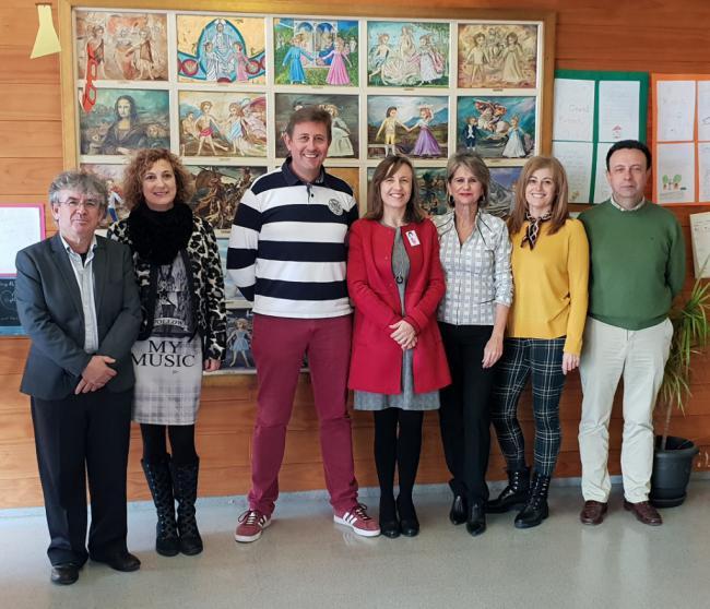 El CEIP Ginés Morata obtiene el 1º premio de buenas prácticas en enseñanza bilingüe