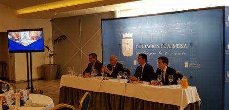Amat dejará la presidencia de la Diputación dentro de una semana y le sustituirá Javier A. García
