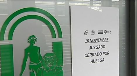 CSIF cuantifica en un 80 % el seguimiento de la huelga en Almería