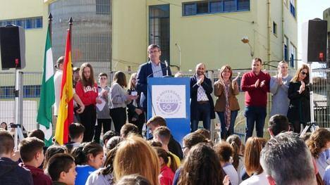 IES Gaviota conmemora el Día de Andalucía