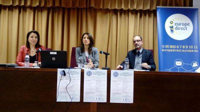 Diputación y la UAL fomentan el debate sobre el estado de la Unión Europea
